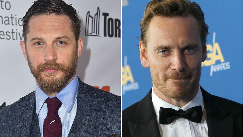 Sorry, Tom Hardy: Wird doch Michael Fassbender neuer Bond?