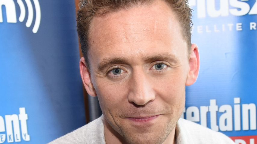 Tom Hiddleston auf der Comic-Con in San Diego