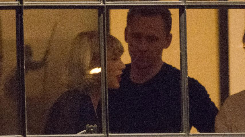 Taylor Swift und Tom Hiddleston dinnieren in Nashville