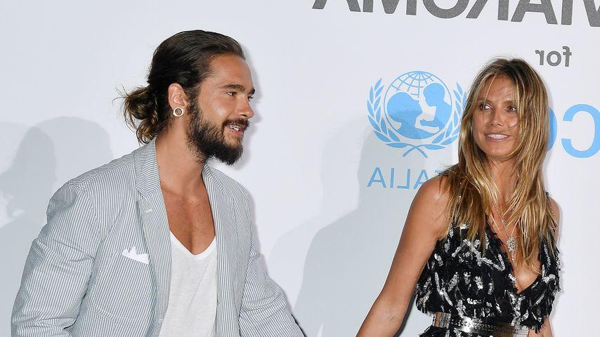 Bald Babys mit ihrem Tom? Heidi Klum schließt es nicht aus