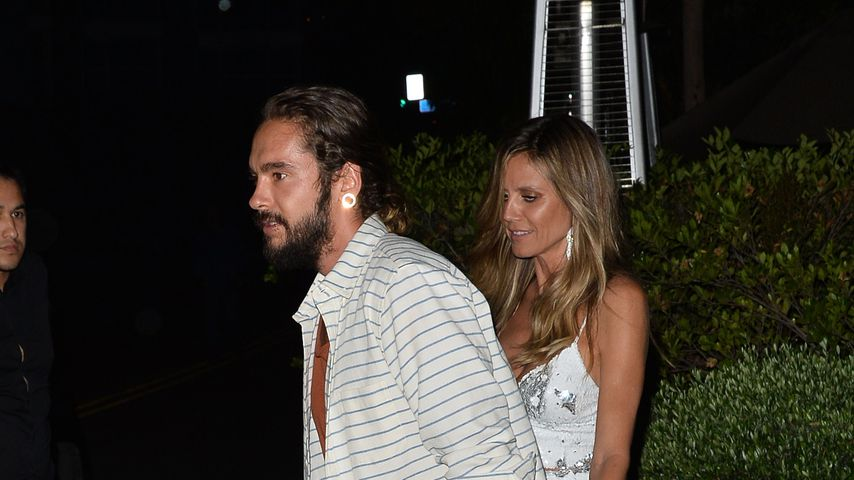 Tom Kaulitz und Heidi Klum in Los Angeles