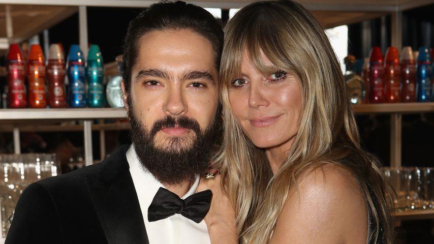 Neue Frise & Baby-Bauch? Heidi & Tom turteln bei den Oscars