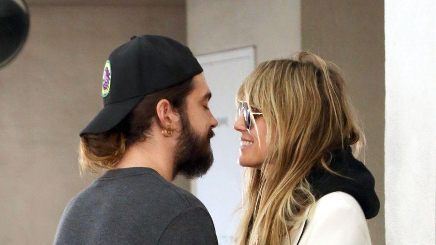 Tom Kaulitz und Heidi Klum in Beverly Hills