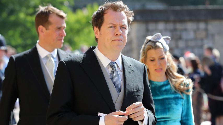 Mit nur 42: Freundin von Prince Charles' Stiefsohn gestorben