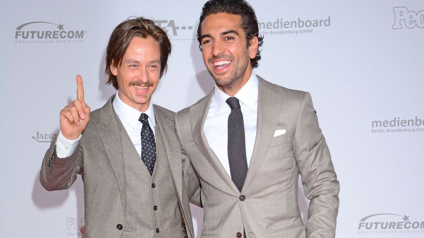 Elyas M'Barek und Tom Schilling