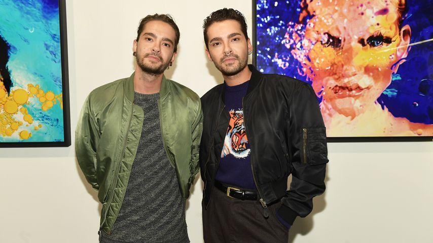 Tom und Bill Kaulitz, 2018 in West Hollywood