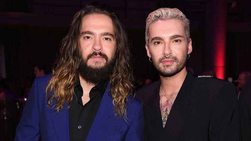 """Tom und Bill Kaulitz hatten """"mieses Händchen"""" für Partner"""