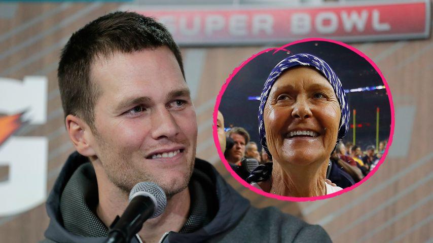 Football-Star Tom Brady: So geht's seiner krebskranken Mama