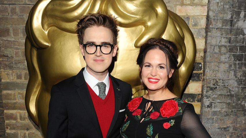 Tom und Giovanna Fletcher bei den BAFTA Children's Awards
