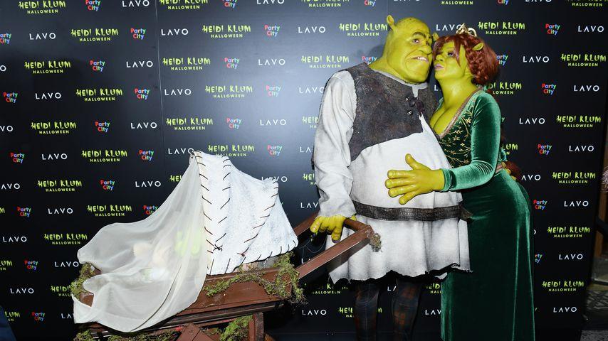 Mit Mini-Shreks: Üben Heidi & Tom schon für eigene Familie?