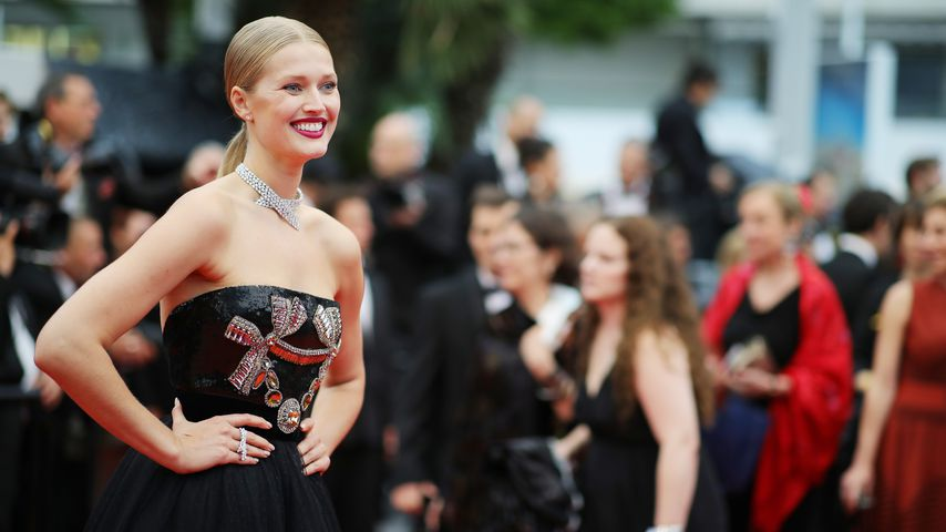 Toni Garrn in Cannes 2018