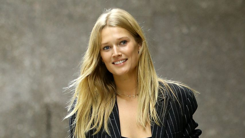 Countdown läuft: Toni Garrn rockt Victoria's Secret-Fitting