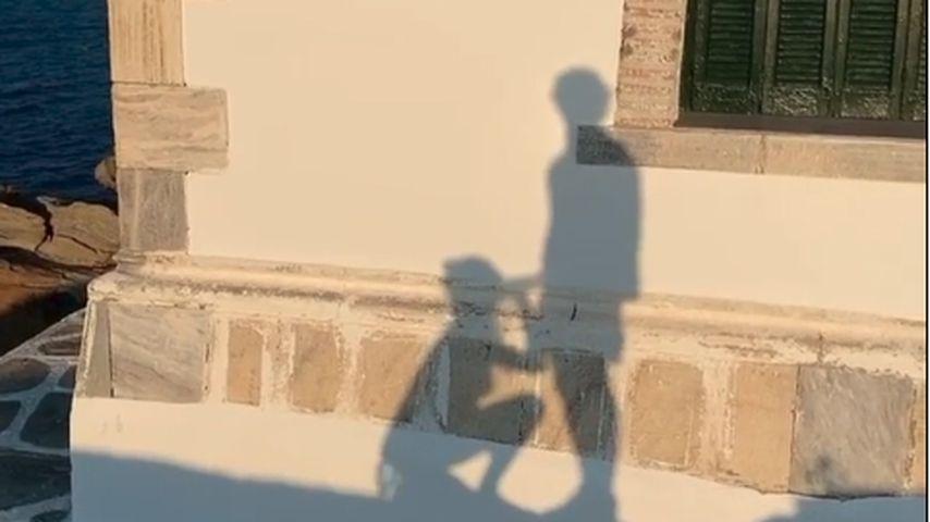 Toni Garrn und Alex Pettyfer im August 2020