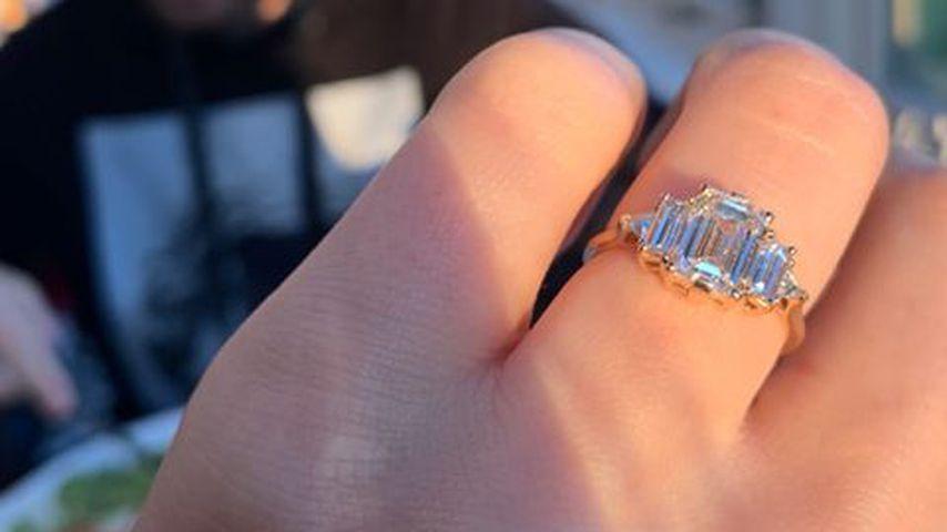 Toni Garrns Verlobungsring
