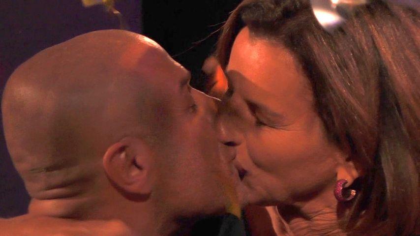 """Toni Impagnatiello und Claudia Obert im Finale von """"Claudias House of Love"""""""