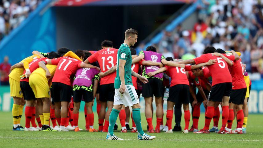 Toni Kroos nach dem WM-Spiel gegen Südkorea