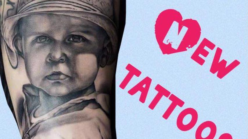 Tattoo von Toni Kroos