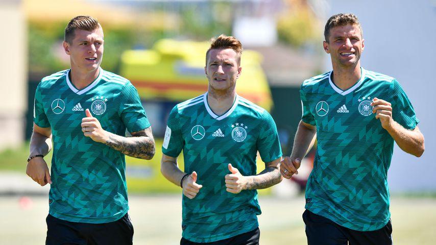 Drama im deutschen WM-Kader: Marco Reus fällt aus!