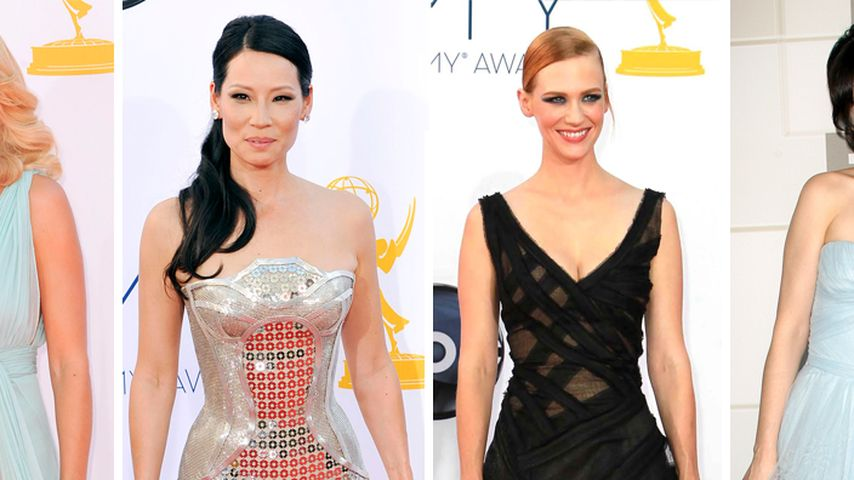 Schaurig schön: Tops & Flops der Emmy-Verleihung