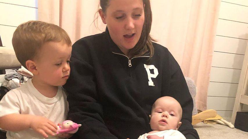 Tori Roloff mit ihren Kindern Jackson und Lilah
