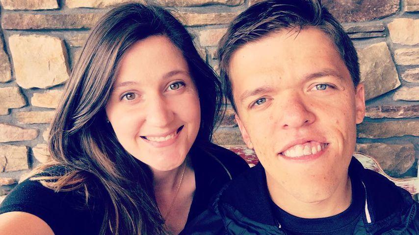 Nach zweitem Baby: Zach und Tori Roloff planen große Familie