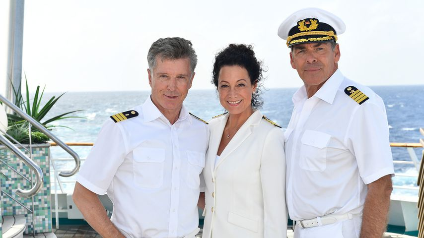 """Sascha Hehn ist heute zum letzten Mal bei """"Das Traumschiff"""""""