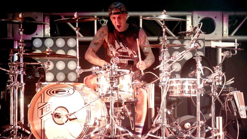 Travis Barker, Drummer von Blink-182