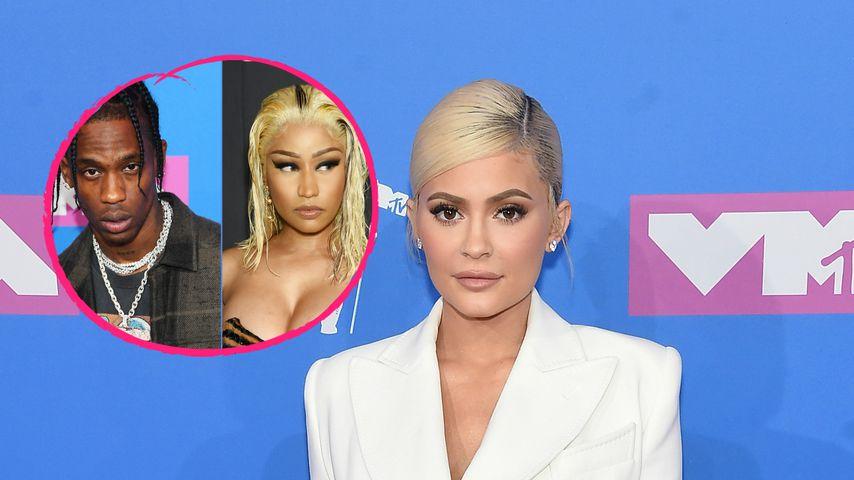 Krach zwischen Travis & Nicki: Kylie Jenner total verletzt