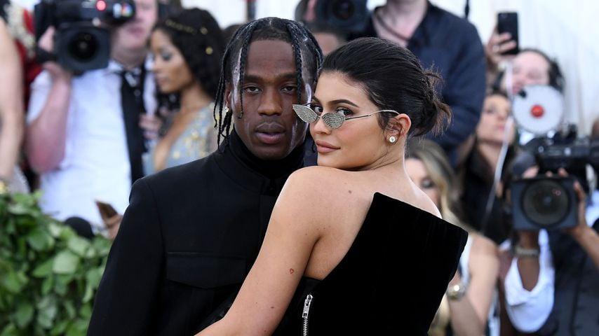 Kylie Jenner & Travis: Kommt nach Baby-News die Hochzeit?