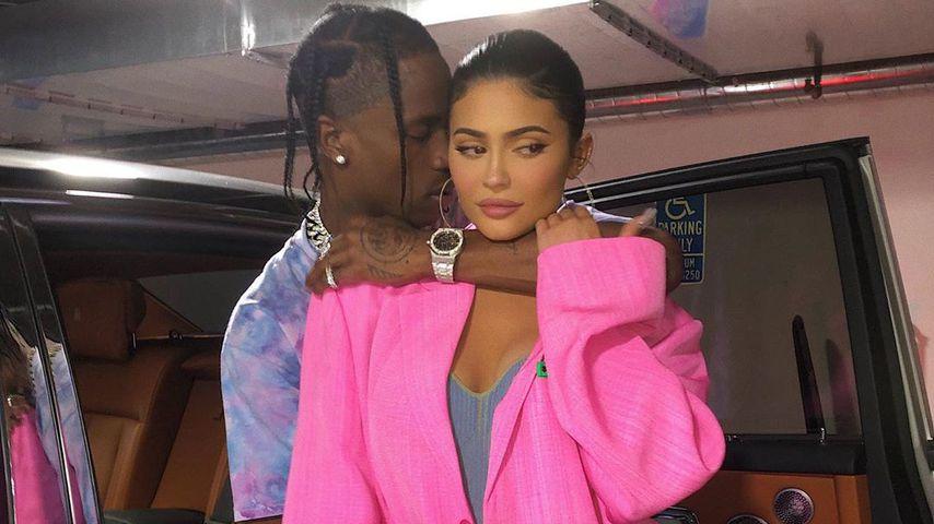 Travis Scott und Kylie Jenner