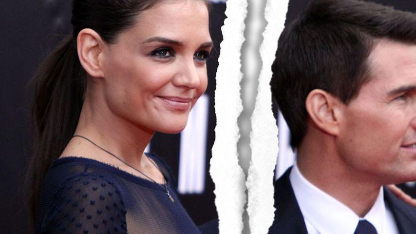 Tom Cruise' Scheidung: Das denken die Stars!