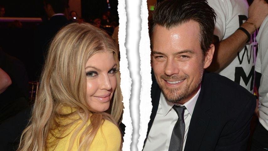 Nach Trennung 2017: Fergie reicht Scheidung von Josh ein