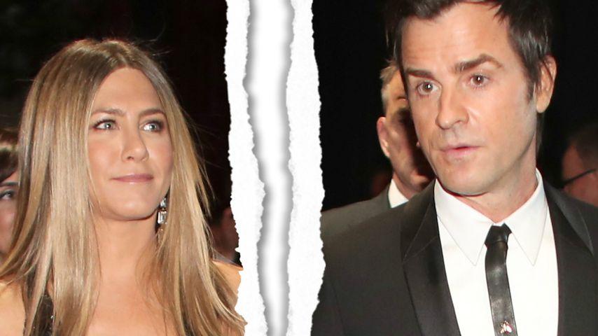 Traurig! Liebes-Aus bei Jennifer Aniston und Justin Theroux