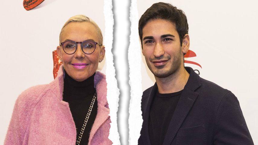"""Natascha Ochsenknecht und Umut Kekilli bei der """"Kinky Boots""""-Premiere 2017"""