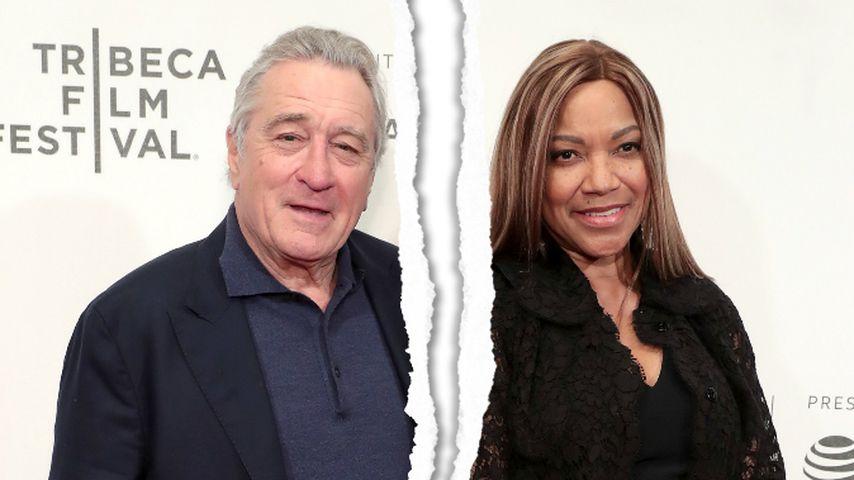 Ehe-Aus nach 20 Jahren: Robert De Niro & Grace getrennt!