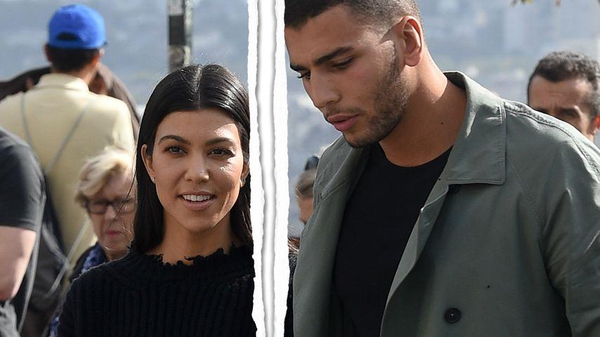 Liebes-Aus: Kourtney Kardashian & Younes Bendjima getrennt?