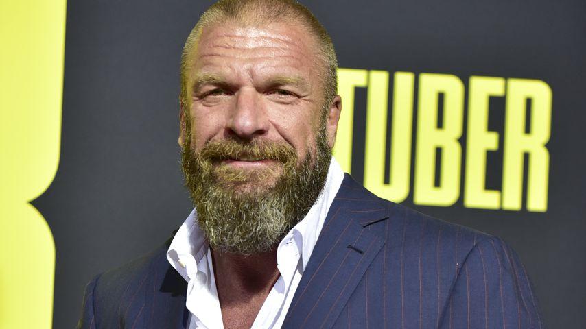 """Triple H bei der Premiere von """"Stuber"""" in Los Angeles, Juli 2019"""