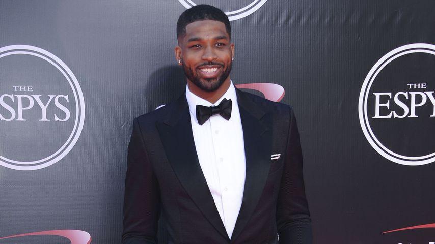 Tristan Thompson auf den ESPY Awards 2016