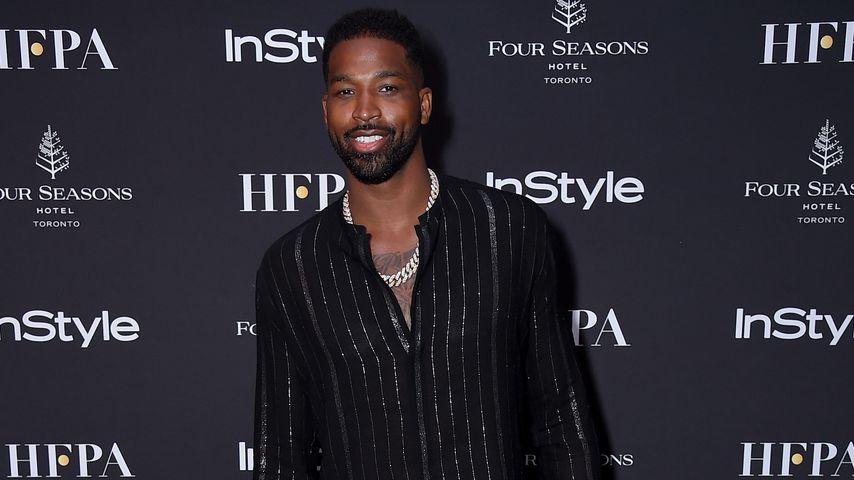Tristan Thompson auf der InStyle Party 2018