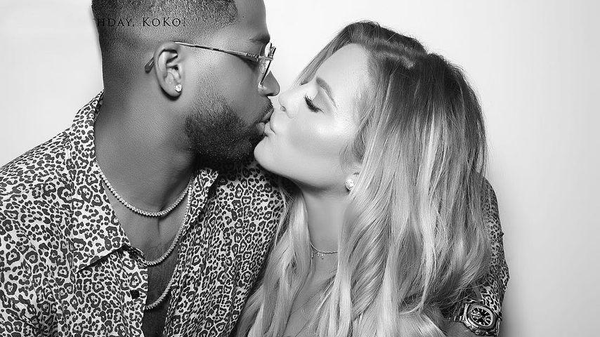 Tristan Thompson und Khloe Kardashian