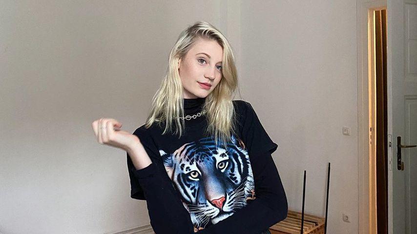 "Trixi Giese, ehemalige ""Germany's next Topmodel""-Kandidatin"