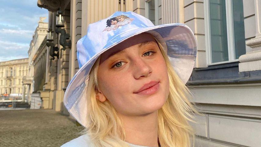 Trixi Giese im April 2021