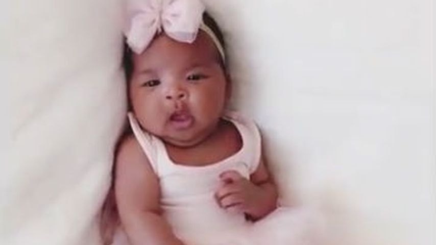Geht's noch süßer? Khloe Kardashians True als Baby-Ballerina