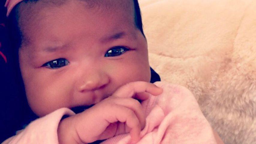 Ganz ohne Filter: Süße Pics von Khloe Kardashians Baby True!