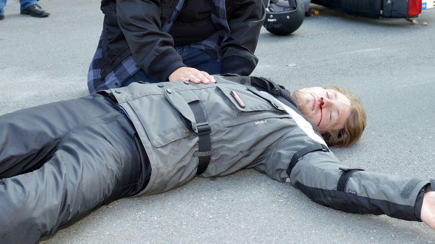 Wie kam der Unfall von GZSZ-Dominik bei euch an?
