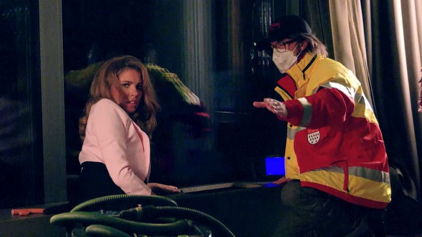 Sorge um Welpe Winnie: Vicky Swarovski wird im TV veräppelt
