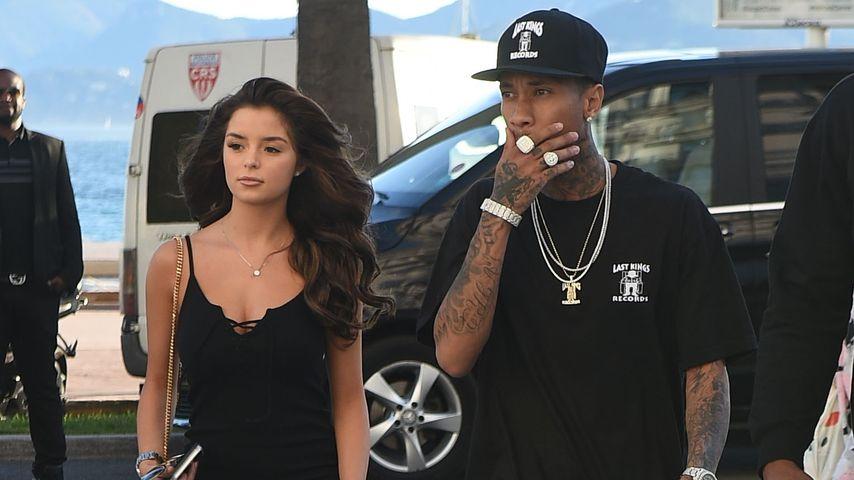 Billige Kopie? Tygas Neue sieht aus wie Ex Kylie Jenner!