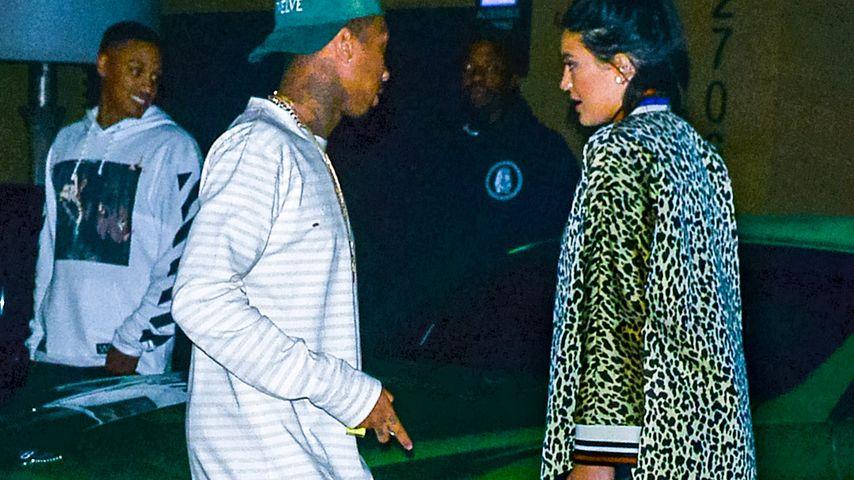 Versöhnungsdinner? Kylie Jenner trifft sich mit Tyga