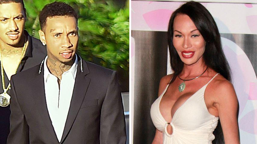 Sex-Skandal: Hat Tyga Kylie Jenner mit Porno-Star betrogen?