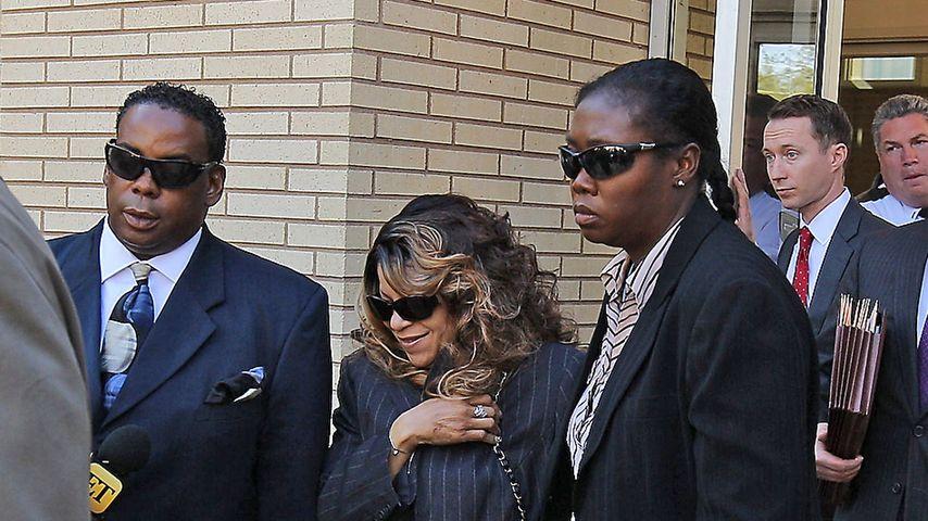 Prince' Schwester Tyka Nelson vor einem Gericht in Minnesota